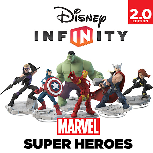 Telecharger Disney Infinity 2.0 Marvel Super Heroes PS4 code Comparateur Prix