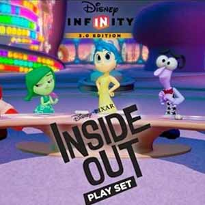Acheter Disney Infinity 3.0 Inside Out Play Set Clé Cd Comparateur Prix