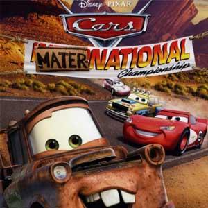 Disney Pixar Cars Mater-National Championship