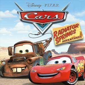 Acheter Disney Pixar Cars Radiator Springs Adventures Clé Cd Comparateur Prix