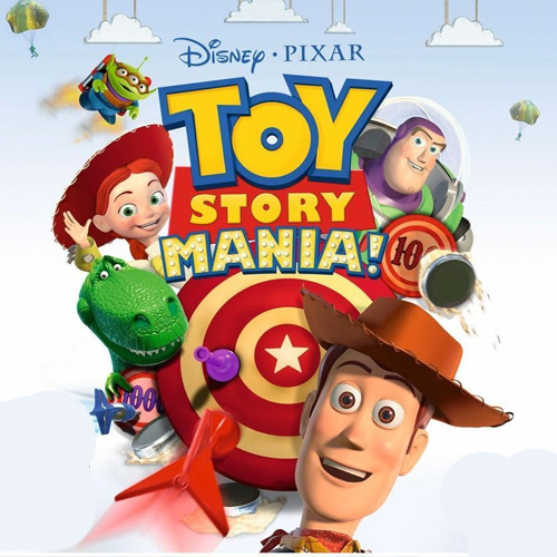 Telecharger Disney Pixar Toy Story Mania PS3 code Comparateur Prix