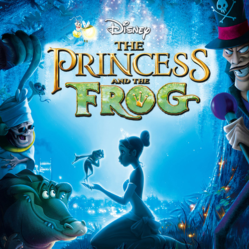 Acheter Disney The Princess and the Frog Clé Cd Comparateur Prix