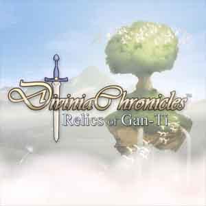 Acheter Divinia Chronicles Relics of Gan-Ti Clé Cd Comparateur Prix
