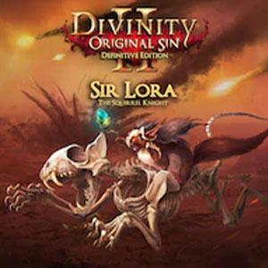 Acheter Divinity Original Sin 2 Companion Sir Lora the Squirrel PS4 Comparateur Prix