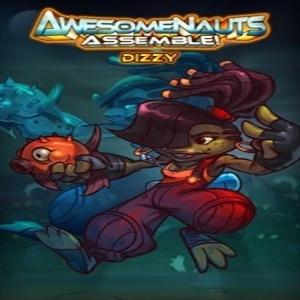 Dizzy Awesomenauts Assemble Character