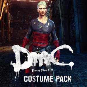 Acheter DMC Devil May Cry Costume Pack Clé Cd Comparateur Prix