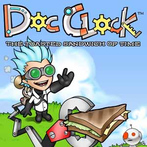 Acheter Doc Clock The Toasted Sandwich of Time Clé Cd Comparateur Prix