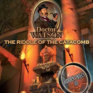 Acheter Doctor Watson The Riddle of the Catacombs Clé Cd Comparateur Prix