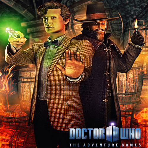 Acheter Doctor Who The Adventure Games Cle Cd Comparateur Prix