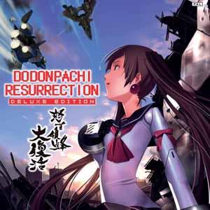 Acheter DoDonPachi Resurrection Clé Cd Comparateur Prix