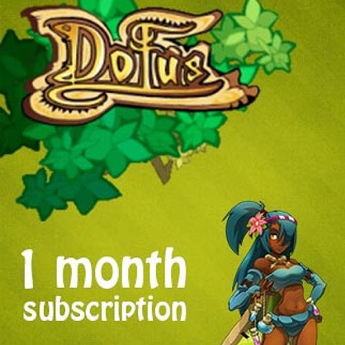 Dofus 1 Mois Subscription