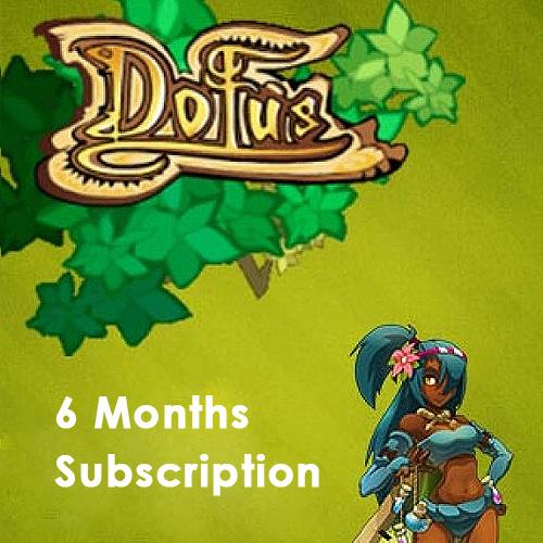 Dofus 6 Mois Subscription