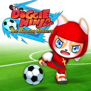 Doggie Ninja The Burning Strikers
