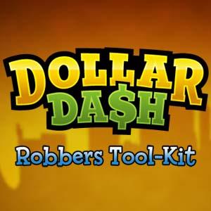 Dollar Dash Robbers Tool Kit