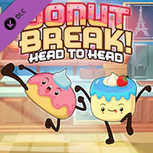 Donut Break Head to Head Avatar Full Game Bundle
