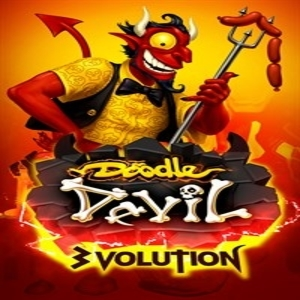 Acheter Doodle Devil 3volution Xbox One Comparateur Prix
