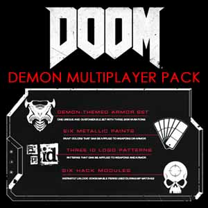 Acheter DOOM Demon Multiplayer Pack DLC Clé Cd Comparateur Prix