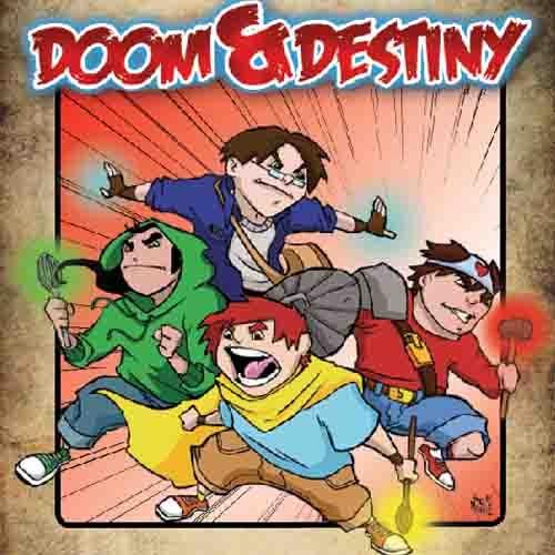 Acheter Doom & Destiny Clé Cd Comparateur Prix
