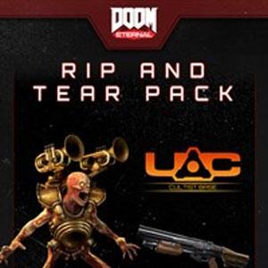Acheter DOOM Eternal Rip and Tear Pack Clé Cd Comparateur Prix