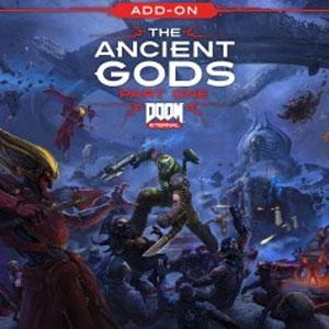 Acheter DOOM Eternal The Ancient Gods Part One PS4 Comparateur Prix