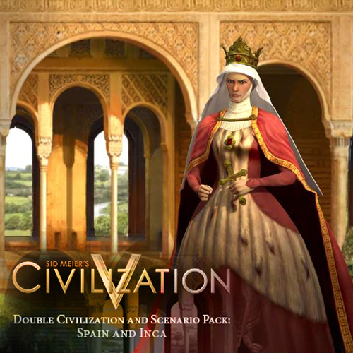 Acheter Double Civilization and Scenario Pack Spain and Inca Clé Cd Comparateur Prix
