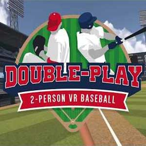 Double Play 2-Player VR Baseball