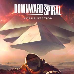 Acheter Downward Spiral Horus Station PS4 Comparateur Prix