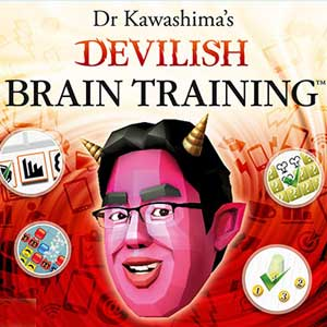 Acheter Dr Kawashimas Devilish Brain Training Can you stay focused Nintendo 3DS Download Code Comparateur Prix