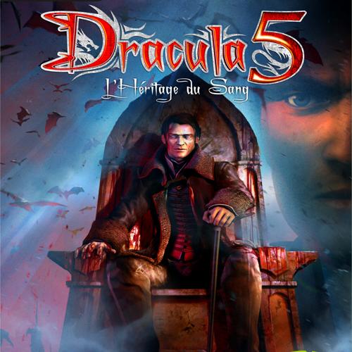 Acheter Dracula 5 Heritage du Sang clé CD Comparateur Prix