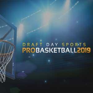 Draft Day Sports Pro Basketball 2019