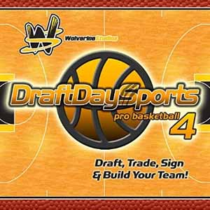 Acheter Draft Day Sports Pro Basketball 4 Clé Cd Comparateur Prix