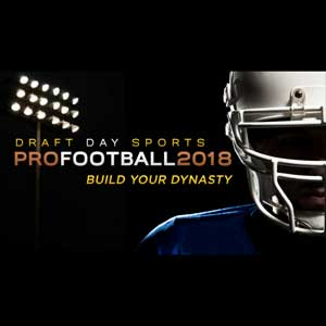 Acheter Draft Day Sports Pro Football 2018 Clé CD Comparateur Prix