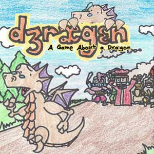 Dragon A Game About a Dragon