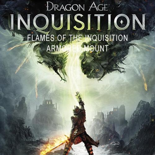 Acheter Dragon Age Inquisition Flames of the Inquisition Armored Mount Clé Cd Comparateur Prix