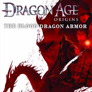 Acheter Dragon Age Origins The Blood Dragon Armor Clé Cd Comparateur Prix