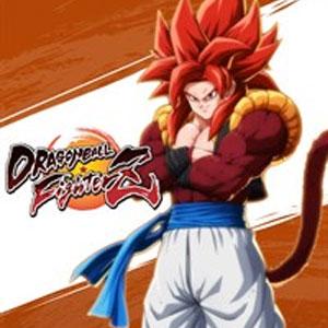 Acheter DRAGON BALL FIGHTERZ Gogeta SS4 PS4 Comparateur Prix