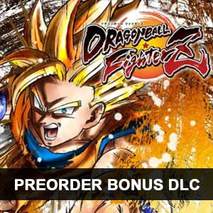 Telecharger DRAGON BALL FighterZ Preorder Bonus DLC Ps4 code Comparateur Prix