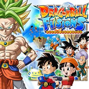Acheter Dragon Ball Fusions 3DS Download Code Comparateur Prix