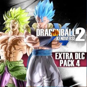 Acheter DRAGON BALL XENOVERSE 2 Extra DLC Pack 4 Nintendo Switch comparateur prix