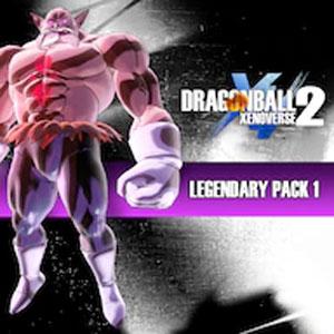 Acheter DRAGON BALL XENOVERSE 2 Legendary Pack 1 Clé CD Comparateur Prix