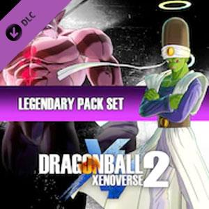 Acheter DRAGON BALL XENOVERSE 2 Legendary Pack Set Xbox Series Comparateur Prix