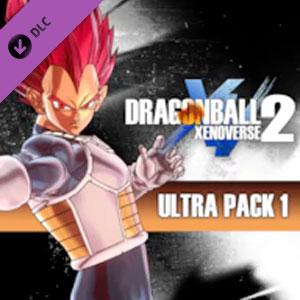 DRAGON BALL XENOVERSE 2 Ultra Pack 1