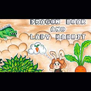Dragon Boar and Lady Rabbit