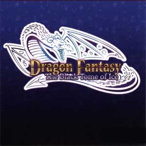 Dragon Fantasy The Black Tome of Ice