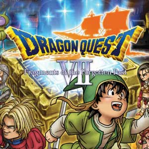 Dragon Quest 7 Fragments of the Forgotten Past