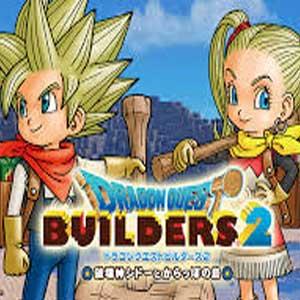 Acheter Dragon Quest Builders 2 PS4 Comparateur Prix