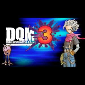Acheter Dragon Quest Monsters Joker 3 Nintendo 3DS Download Code Comparateur Prix