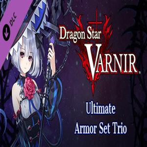 Acheter Dragon Star Varnir Ultimate Armor Set Trio Clé CD Comparateur Prix