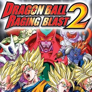 Dragonball Raging Blast 2