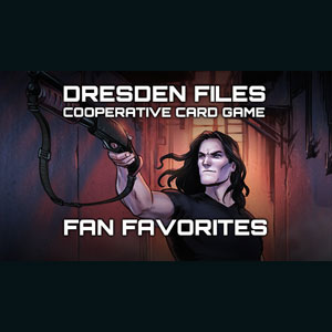 Dresden Files Cooperative Card Game Favoris Des Fans